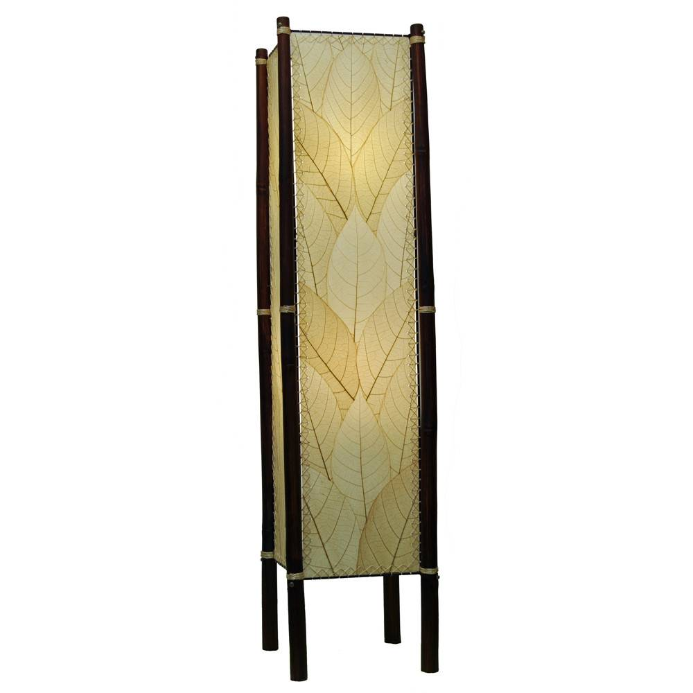 Eangee Fortune 4ft Lamp, Natural