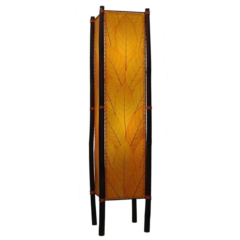 Eangee Fortune 4ft Lamp, Orange