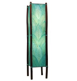 Eangee Fortune 4ft Lamp, Sea Blue
