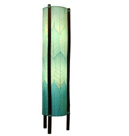 Eangee Hue 4ft Lamp, Sea Blue