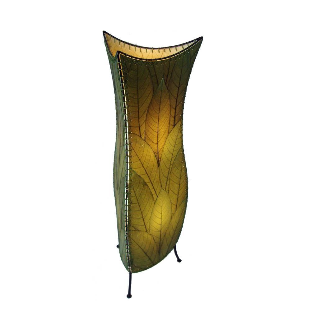 Eangee Flower Bud Lamp, Green