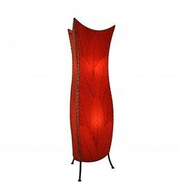 Eangee Flower Bud Lamp, Red