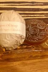 Kimberlis Garden Creations Oil Soap-Citrus & Calendula