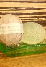 Kimberlis Garden Creations Oil Soap-Eucalyptus