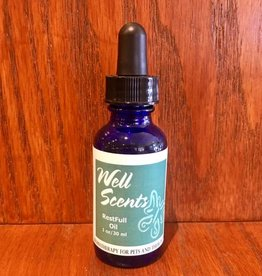 Well Scents Well Scents Restful Oil 1oz