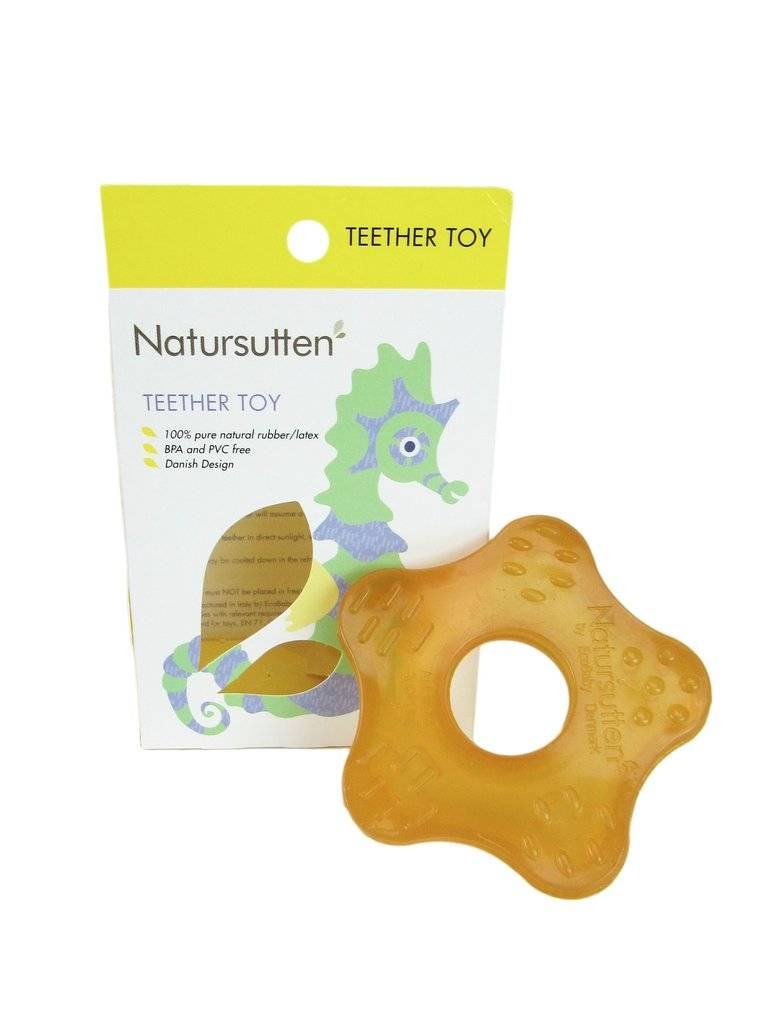Star Teether Toy