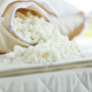 Shredded Natural Latex Pillow