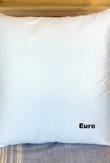 Square Euro Pillow- 26x26