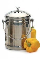 Stainless Steel Compost Pail