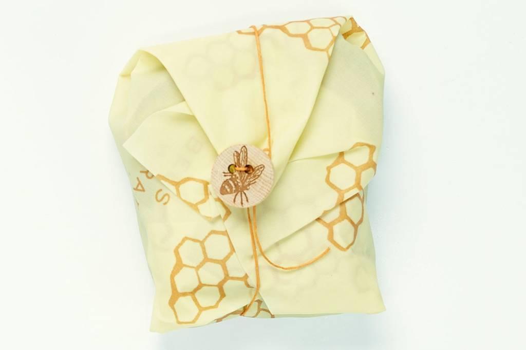 Beeswrap Sandwich Wraps