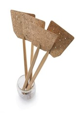 Bamboo & Cork Fly Swatter