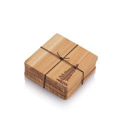 Cedar Wood Coasters