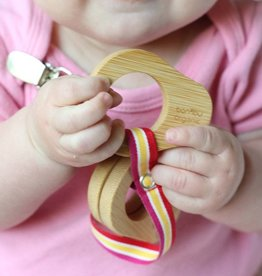 Baby Teething Tool with Leash
