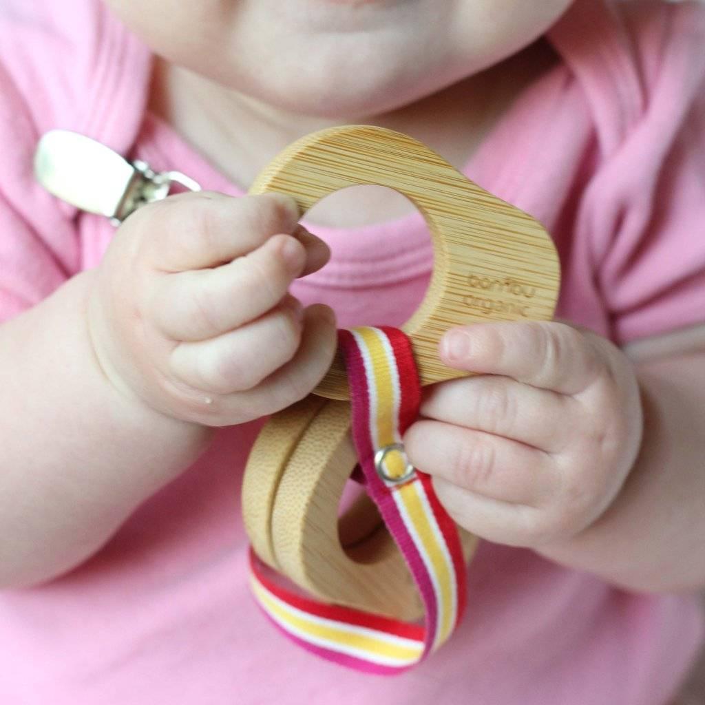 Baby Teething Tool with Leash