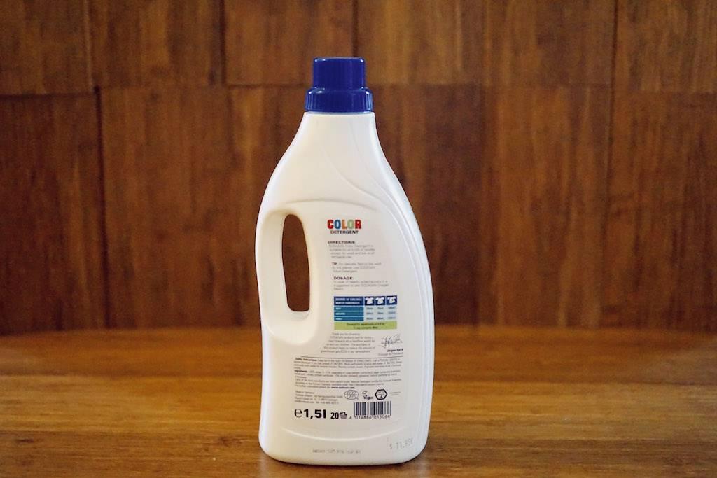 Sodasan Liquid Laundry Detergent
