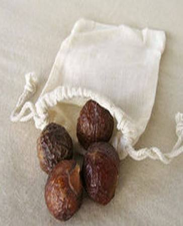 Soap Nuts (Organic Laundry Detergent & Fabric Softner)