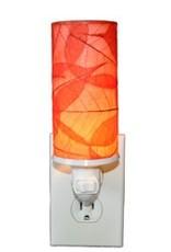 Eangee Cylinder Leaf Nightlight