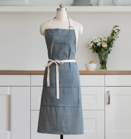 Striped Organic Cotton Apron