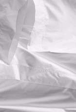 Sateen Sheet Set- Alpine White, Queen