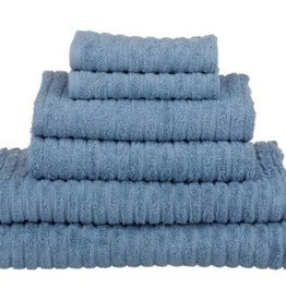 Glo Bath Sheet, Faded Denim