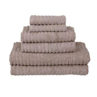 Glo Bath Towel, Mushroom