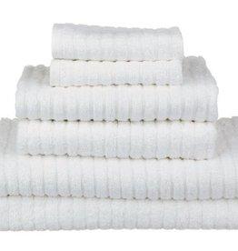 Glo Hand Towel, White
