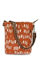 "Maika City Crossbody Bag 8.5""x11""x3"""