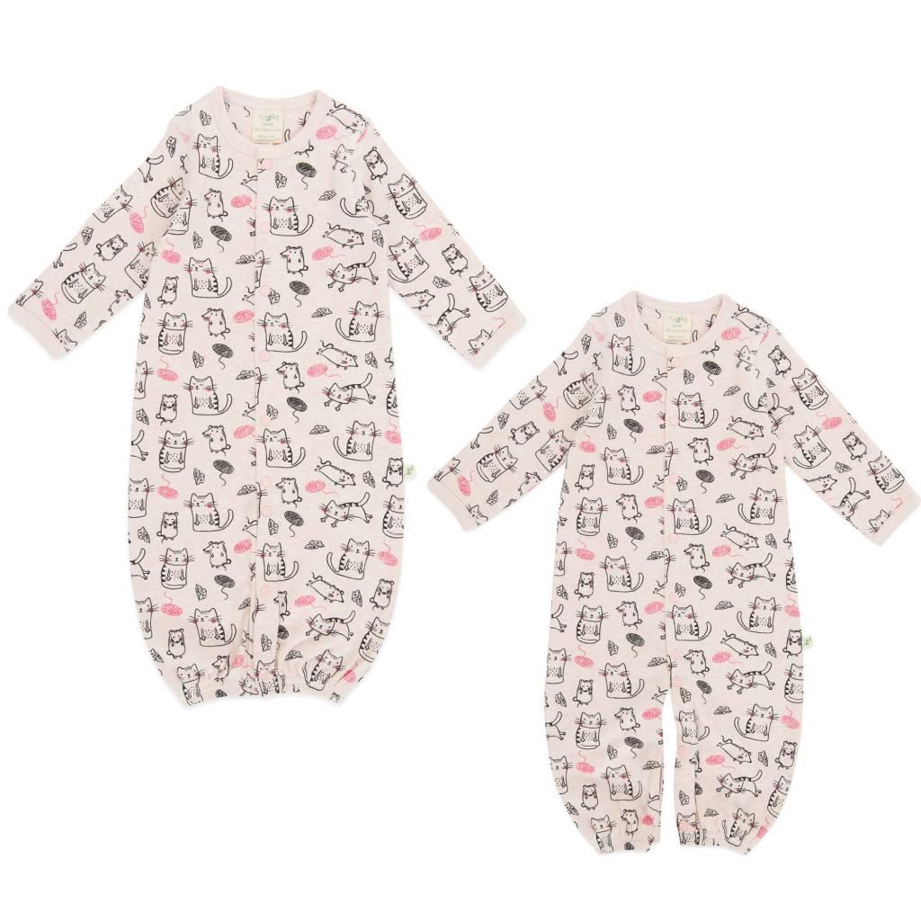Tiny Twig Convertible Sleepsuit-