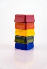 Veggie Block Crayons