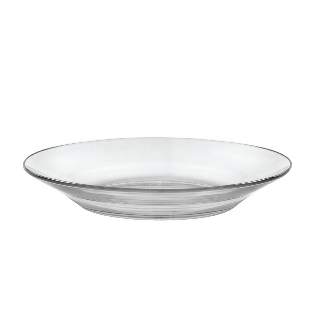Lys Soup Plate-Creuse