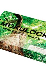 Mokulock Wooden Lego  Bricks-Set of 60