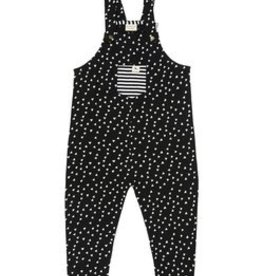 Turtledove London Geo Print Dungaree