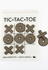 Tree Hopper Wooden Tic Tac Toe-