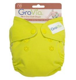 Shell Newborn AIO, Citrus