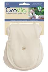 Organic Soaker Pads x2