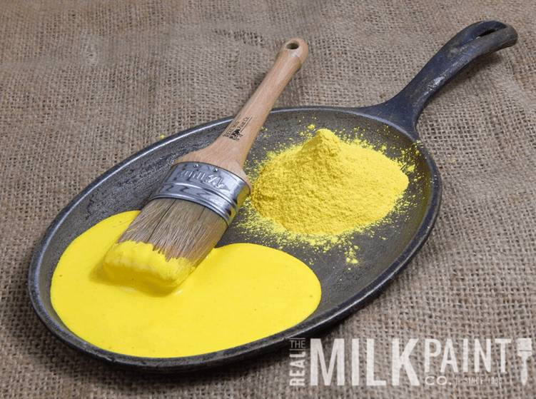 Real Milk Paint- Yellows--