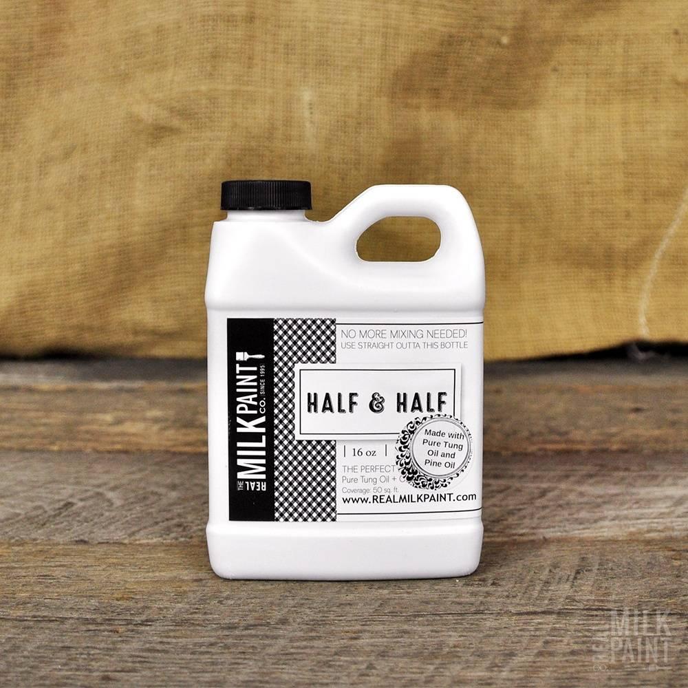 Half & Half- Tung Oil & Citrus Solvent