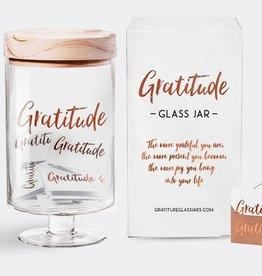 Gratitude Glass Jars Gratitude Glass Jar