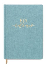 "Designworks Ink ""Big Ideas"" Bookcloth Journal"