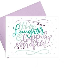 Colette Paperie Love Laughter