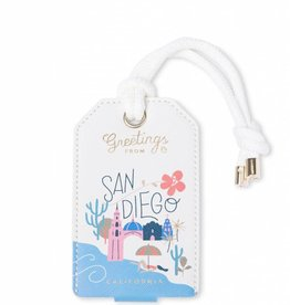 Spartina San Diego Luggage Tag