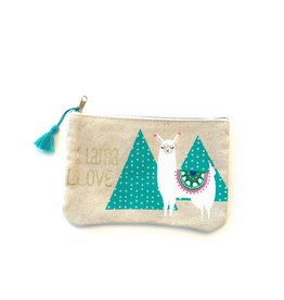 Two's Company Llama Llove, Hello Llovely Bag