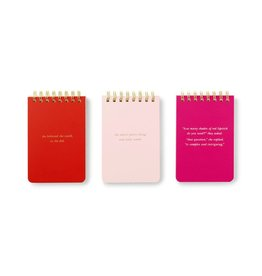 Kate Spade New York She Spiral Notepad Set