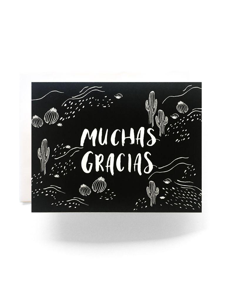 Antiquaria Design Studio Cactus Muchas Gracias