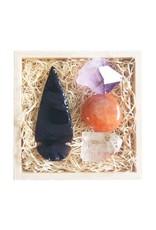 Little Box of Rocks Warrior Stones