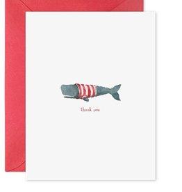E. Frances Paper Studio Stripey Whale Box Set