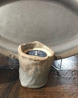 Coontown Pottery Candle