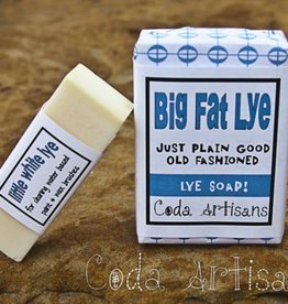 Coda Artisans Big Fat Lye Soap