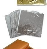 Gold Leaf (Brass Leaf)-100pk