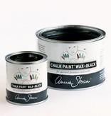 Chalk Paint Black Wax Tin